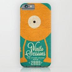 VINILO SESSIONS Slim Case iPhone 6s