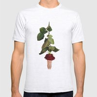 Blind Date Mens Fitted Tee Ash Grey SMALL