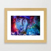 MACMILLER Framed Art Print