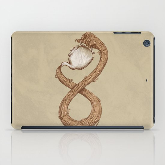 Infinite Tea iPad Case