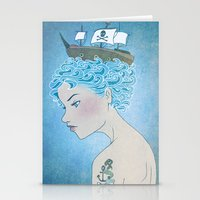 Sailor's Daughter Stationery Cards