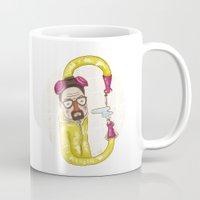 Breaking Bad (alphabet series TV) Mug