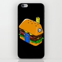Burger House iPhone & iPod Skin