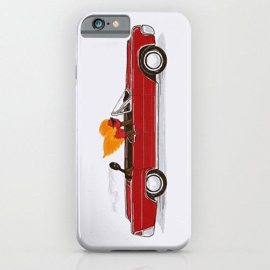 Match Cruise iPhone & iPod Case