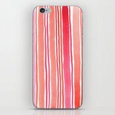 Tropical Stripes iPhone & iPod Skin