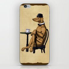 Dog Day Afternoon iPhone & iPod Skin