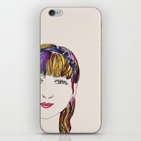 Mandy iPhone & iPod Skin