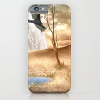 iPhone & iPod Case featuring World's end by Shalisa Photography