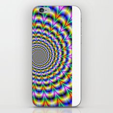 Psychedelic Swirl iPhone & iPod Skin