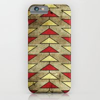 iPhone & iPod Case featuring Navajo Arrows by rollerpimp