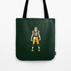 Cheese Head - Aaron Rodgers Tote Bag