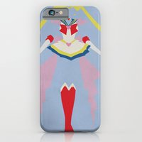 sailor moon iPhone & iPod Cases featuring Sailor Moon by JHTY