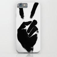 iPhone & iPod Case featuring Peace Art by SophiaRoe