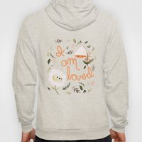 I Am Loved Botanical Pri… Hoody
