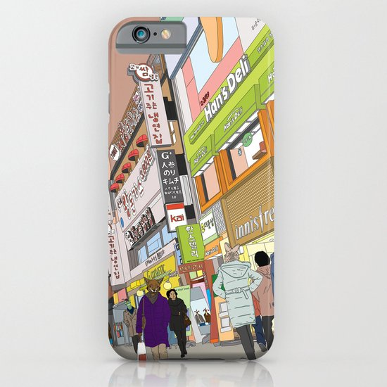 Soju iPhone & iPod Case