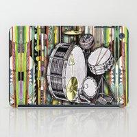 Drum Kit iPad Case