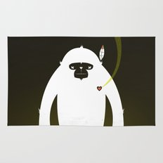 PERFECT SCENT - BIGFOOT 雪人 . EP001 Rug