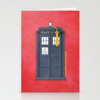 11th Doctor - DOCTOR WHO Stationery Cards