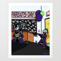Parents Day Art Print