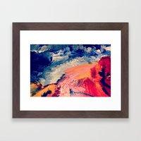 Destination Framed Art Print
