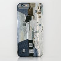 North Fishing Village iPhone 6 Slim Case