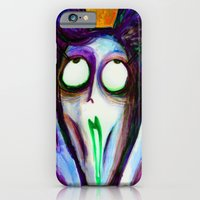 iPhone & iPod Case featuring Madness Of The Queen by Kevin Van Gysel