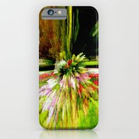Distorting Colours iPhone 6 Slim Case
