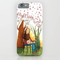 Flightless Bird iPhone 6 Slim Case