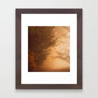 Find Your Own Way Framed Art Print