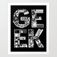 I Be Au Sm Art Print
