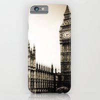 Big Ben And The Houses O… iPhone 6 Slim Case
