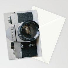 Praktika 35mm Vintage Camera Stationery Cards