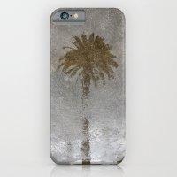 Rainy Day Palm Tree iPhone 6 Slim Case