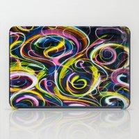 Colorful Life iPad Case