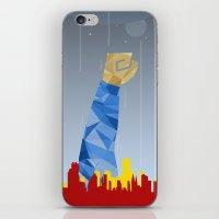 Polygon Heroes Rise 1 iPhone & iPod Skin