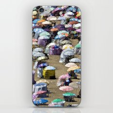 Acapulco Abstract iPhone & iPod Skin