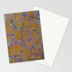 Pastel Map Stationery Cards