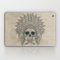 The Dead Chief Laptop & iPad Skin