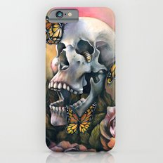 Laughing Skull Slim Case iPhone 6s