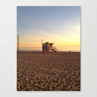 Beach Place Canvas Print