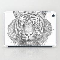 The Tiger's head iPad Case