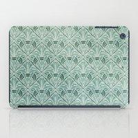 Art Nouveau Grunge Pattern iPad Case