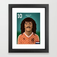 Gullit 1988 Framed Art Print