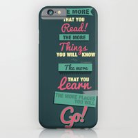 iPhone & iPod Case featuring The More by eugeniaclara