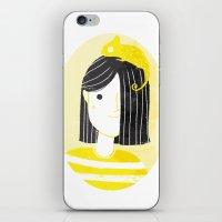 Chamaleon my pet iPhone & iPod Skin