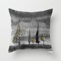 Lit Up Throw Pillow