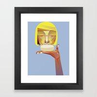 Great Delight Framed Art Print