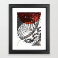 The Corn Exchange Framed Art Print