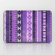 Native Spirit (Purple) iPad Case