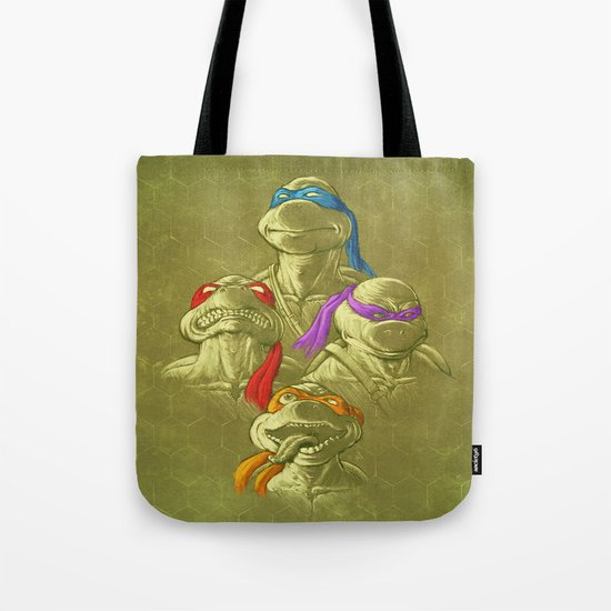 THE BROTHERHOOD Tote Bag